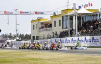 THE WSK SUPER MASTER SERIES ENDS IN LA CONCA NEXT SUNDAY 27TH APRIL. OVER 200 DRIVERS ON TRACK IN THE FOUR CATEGORIES. ALL THE FINALS LIVE IN STREAMING ON WSK.IT. Gallery