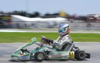 THE WSK SUPER MASTER SERIES HAS ITS WINNERS: ARDIGÒ (TONY KART-VORTEX KZ2), ILOTT (ZANARDI-PARILLA KF), AHMED (FA KART-VORTEX FJ) AND ABRUSCI (TONY KART-LKE 60 MINI).