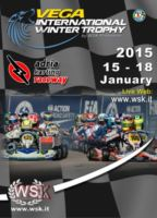 THE ENTRIES ARE OPEN ON THE WEBSITE WWW.WSK.IT, FOR ALL THE CATEGORIES WHO WILL RUN AT THE ADRIA KARTING RACEWAY FROM 14TH TO 18TH JANUARY 2015 IN THE VEGA INT. WINTER TROPHY BY WSK PROMOTION.