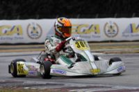 WSK CHAMPIONS CUP GAVE THE START TO THE SEASON 2015 IN LA CONCA. BALE (GB – FA ALONSO-VORTEX KF) AND LUNDGAARD (DK – TONY KART-VORTEX KFJ) WAS THE FASTEST TODAY