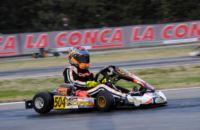 THE WSK CHAMPIONS CUP AT LA CONCA IS THE SEASON-OPENING EVENT. THE POLE-SITTERS OF TOMORROW'S FINAL PHASE ARE KAROL BASZ (PL – KOSMIC-VORTEX KF) AND DENNIS HAUGER (N – CRG