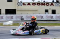THE WSK CHAMPIONS CUP IN MURO LECCESE (ITALY) HAS ITS POLE-SITTERS: NIELSEN (DK – TONY KART-VORTEX KF) AND COLOMBO (I - TONY KART-LKE KFJ). HAUGER (N – CRG-LKE 60MINI) SETS THE BEST TIME IN FREE PRACTICE Gallery