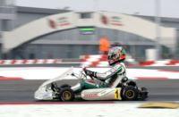 AT THE WSK SUPER MASTER SERIES IN ADRIA (ROVIGO - I) THE TOP DRIVERS ARE ARDIGÒ (I - TONY KART-VORTEX KZ2), NIELSEN (DK - TONY KART-VORTEX KF) AND MICHELOTTO (I – ENERGY-IAME 60MINI). DRUGOVICH (BR – KOSMIC-VORTEX) PULLS AWAY IN KFJ.