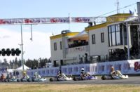 THIRD ROUND IN MURO LECCESE (LECCE, ITALY) OF THE WSK SUPER MASTER SERIES, ON SCHEDULE FROM 9TH TO 12TH APRIL. 190 ENTRANTS READY TO CHALLENGE EACH OTHER ONCE AGAIN.
