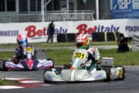 THE SUCCESS OF ARDIGÒ (TONY KART-VORTEX KZ2), NIELSEN (TONY KART-VORTEX KF), NOVALAK (TONY KART-VORTEX KFJ) AND HAUGER (CRG-TM 60MINI) IN THE WSK SUPER MASTER SERIES, LAUNCHES THE WSK PROMOTION CALENDAR IN ADRIA (I), ON 4TH JULY, FOR THE WSK NIGHT EDITION