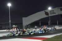 THE WSK NIGHT EDITION IS GOING TO BE AS THRILLING AS EVER. THE NIGHTLY PHASE OF THE EVENT IS GOING TO TAKE PLACE TONIGHT, AT THE ADRIA KARTING RACEWAY
