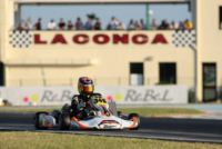 THE WSK EURO SERIES REACHES LA CONCA WITH A FURTHER TECHNICAL INNOVATION. Gallery