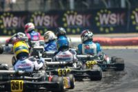 DUELLI SERRATI ALLA WSK FINAL  CUP.