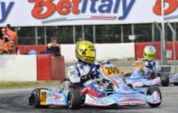 A MURO LECCESE (LE) IL PRIMO APPUNTAMENTO DELLA WSK MASTER SERIES DI KARTING HA VISTO LA VITTORIA DI VERSTAPPEN (NL – CRG-TM KZ2), BOCCOLACCI (F - ENERGY-TM KF), LORANDI (I – TONY KART-VORTEX KF JUNIOR) E MAINI (IND – TONY KART-LKE 60 MINI).