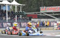 In Muro Leccese (Italy) the first appointment of the WSK MASTER series of karting. Verstappen (NL – CRG-TM KZ2), Boccolacci (F - Energy-TM KF), Lorandi (I – Tony Kart-Vortex KF Junior) and Maini (IND – Tony Kart-LKE 60 Mini) are the winners. Gallery