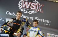 WITH 200 DRIVERS ON TRACK, THE WSK EURO SERIES BEGINS IN LA CONCA WITH THE SUPERPOLE OF