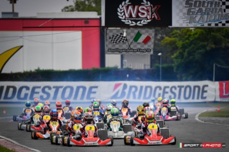 Enter into WSK EURO SERIES RD2 RD3
