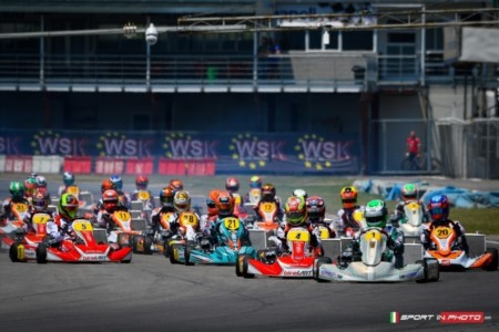 Enter into WSK EURO SERIES RD.1