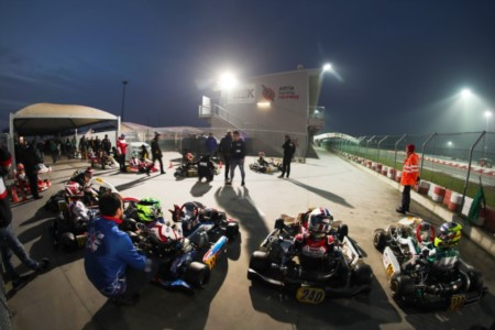 Enter into WSK Super Master Series Rd.1