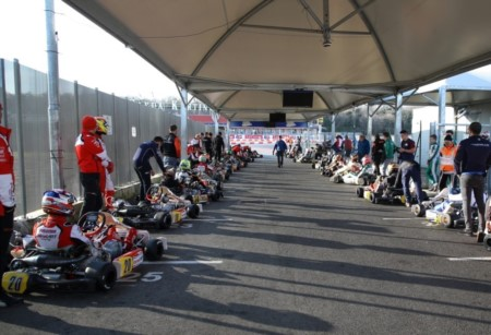 Enter into WSK Super Master Series Rd.2