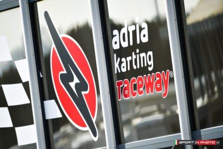 Enter into WSK SUPER MASTER SERIES ADRIA Rd.1